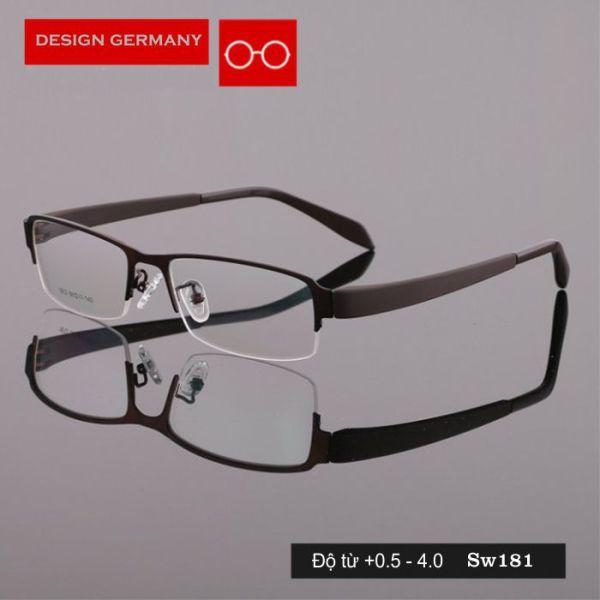Giá bán Kính Viễn, Lão Nam SW181 Design Germany độ từ 0,5 đến 4.0