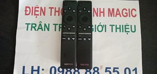 Bảng giá Remote điều khiển tivi SAMSUNG giọng nói mic đa năng (Giá rẻ - Dùng Được Cho Tất Cả Các Đời TV SAMSUNG Smart có giọng nói).