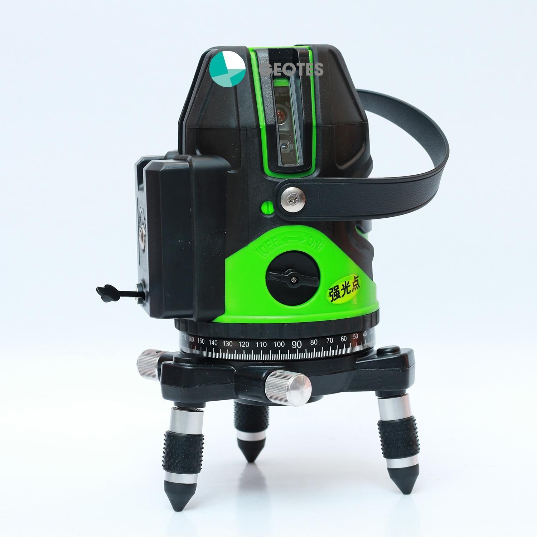 Máy cân mực tia Laser LAISAI LSG686D 5 tia xanh
