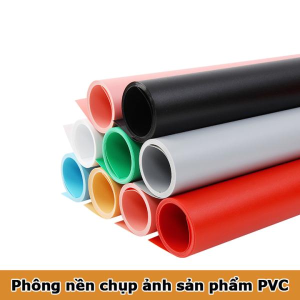 Phông nền chụp ảnh sản phẩm chuyên nghiệp PVC chống nhăn không thấm nước