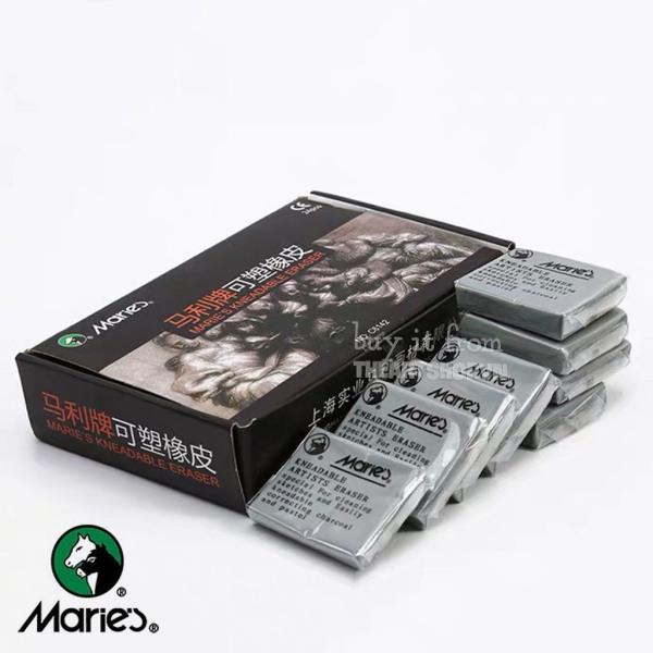 Tẩy đất sét MARIES - MARIES Kneaded Eraser