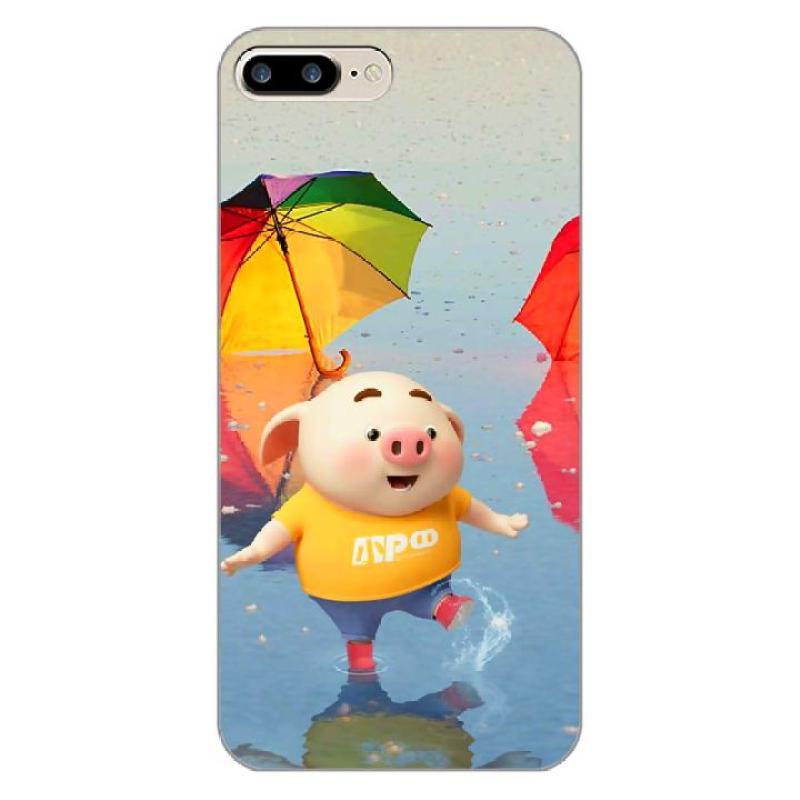 Giá Ốp lưng dẻo Nettacase cho điện thoại Apple iPhone 7 Plus - 020 0268 PIG23