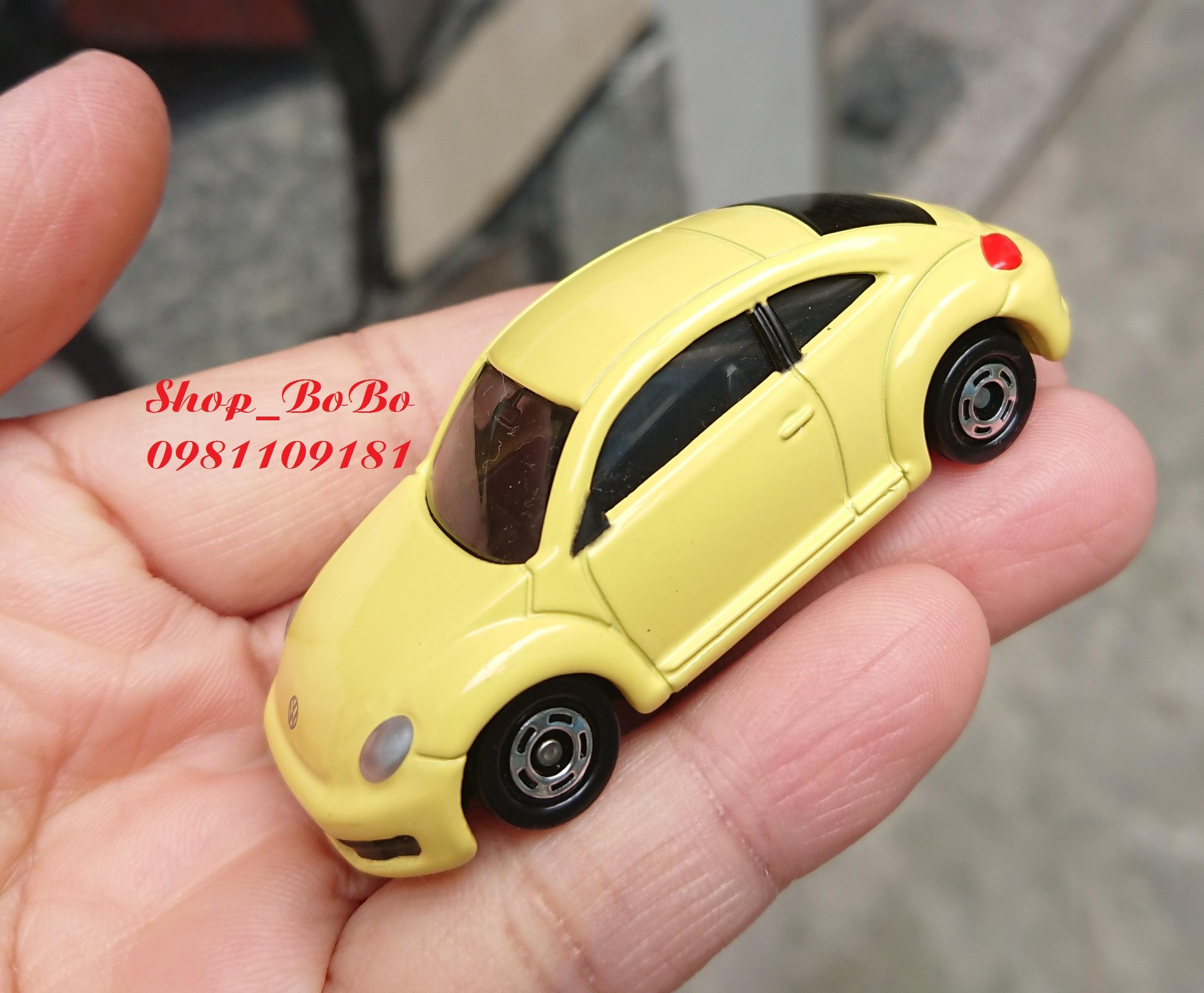 Chương Trình Ưu Đãi cho Xe Mô Hình TOMICA Volkswagen The Beetle Giá Rẻ.