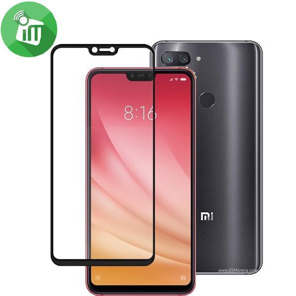 Kính cường lực full màn Xiaomi Mi 8 Lite