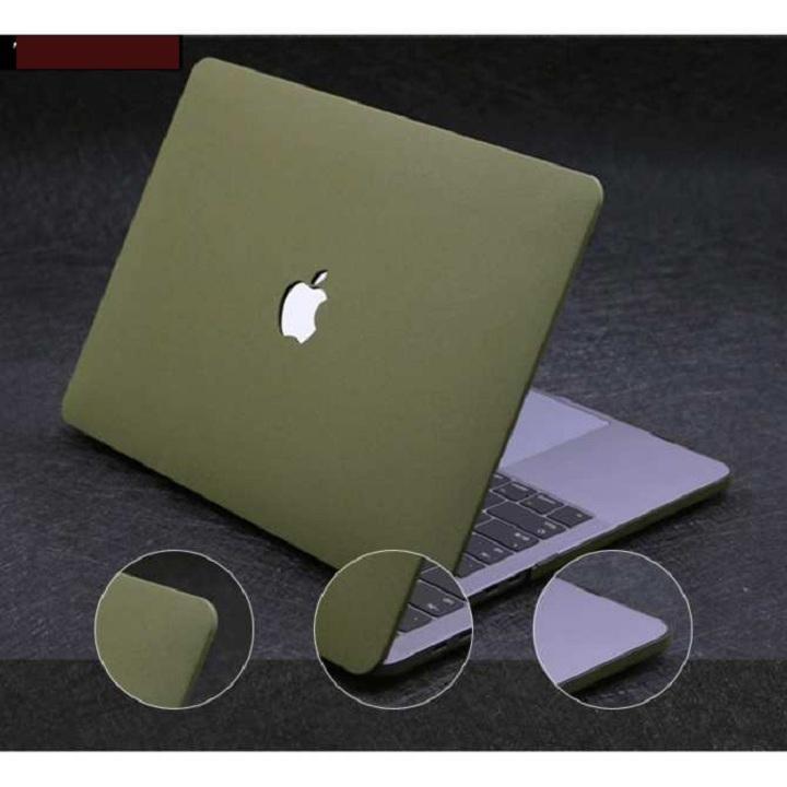 Bảng giá Ốp Xanh Rêu cho Macbook 13 Air 2018 model A1932 Phong Vũ