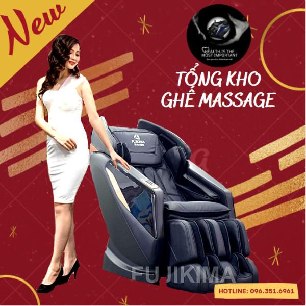 [HOT NEW 2021] Ghế massage FUJIKIMA FJ-A431 liên động tự động massage toàn thân thời thượng quý phái trị liệu Nhật Bản hứa hẹn phá vỡ mọi dòng ghế massage trong cùng phân khúc với nhưng tính năng đột phá mới nhất công nghê AI 2021