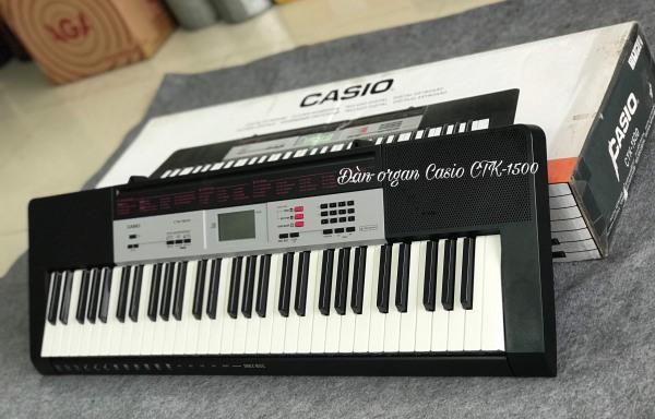 Đàn organ Casio Ctk1500