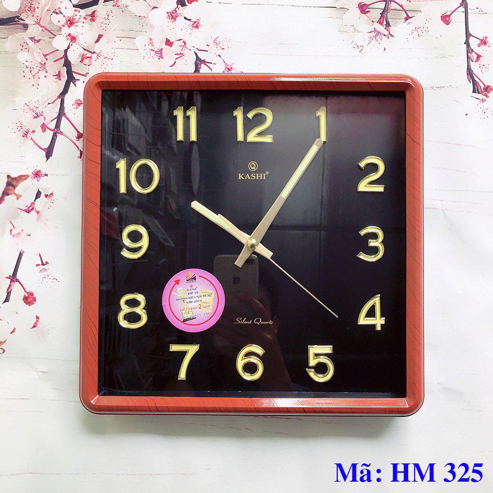 Nơi bán Đồng Hồ Treo Tường Dạ Quang Kashi HM23 (tặng kèm 2 Pin Panasonic)