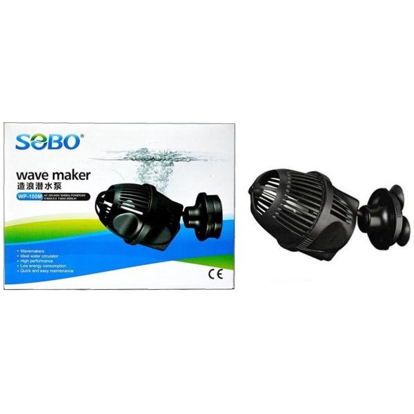 Máy Quạt Sobo Wp-100M Thổi Luồng Tạo Sóng Dùng 6W 3000L/H (Hàng Công Ty)