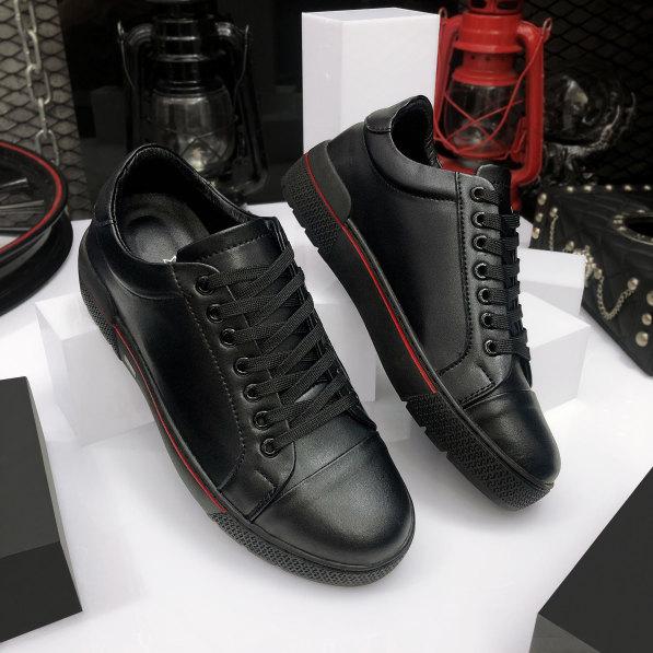 Giày Thể Thao Nam Độn Đế Tăng Chiều Cao Da Nhập Poly Synthetic Cao Cấp Mã LC09(Tăng 5cm) giá rẻ