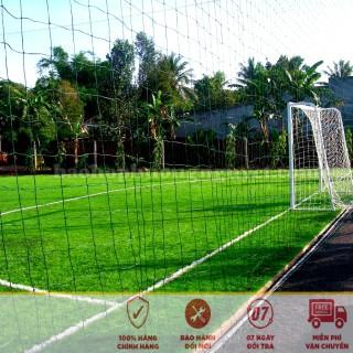Lưới chắn bóng đá bóng chuyền quây sân cao 4 m dài 20m chịu thời tiết thumbnail