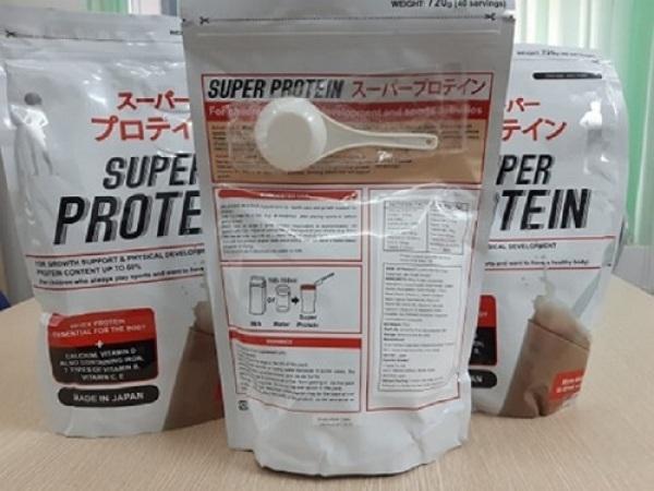 Sản phẩm tăng cơ tăng chiều cao, bổ sung Protein nhập khẩu