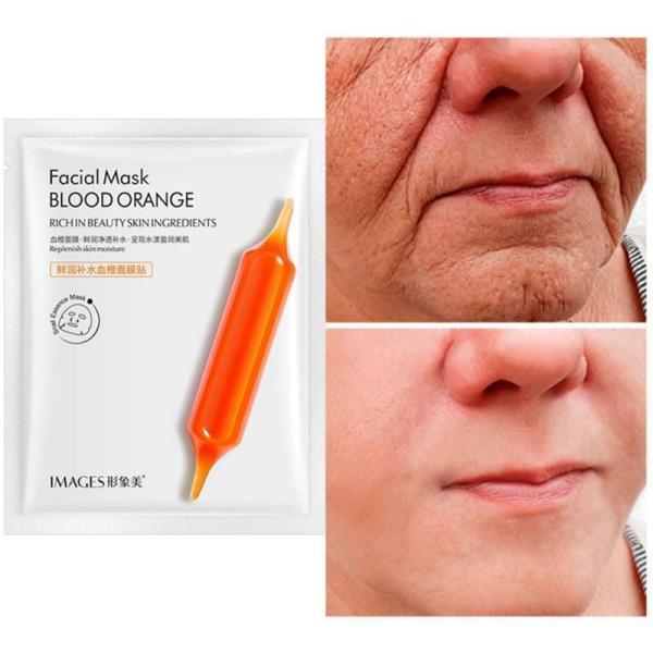 Moisturizing Mask Original -Collagen Face Mask Crystal Gold Collagen Mask Moisturizing Whitening Anti-aging Skin Caremask cao cấp