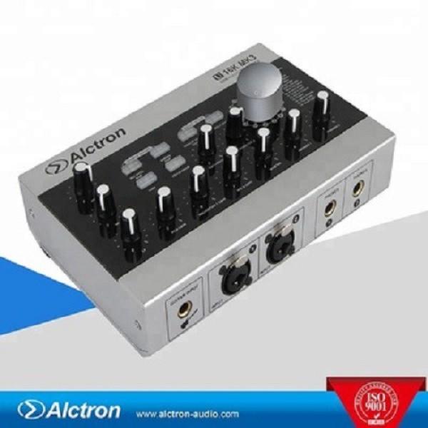 [Sỉ lẻ một giá] Sound Card phòng thu Hát karaoke online livetream Alctron U16K MK3