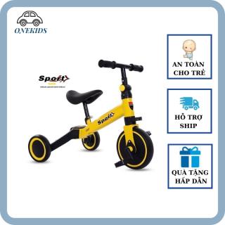 [QUÀ TẶNG 15k ] Xe đạp thăng bằng 3 bánh kiêm chòi chân 3in1 HAPPY BABY chịu được tải trọng lớn lên đến 25kg thumbnail