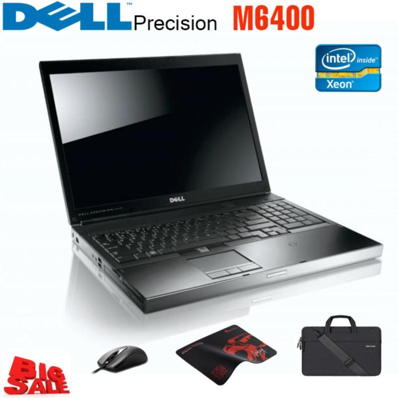 [TẶNG TÚI,CHUỘT,LÓT CHUỘT] Laptop máy trạm chuyên đồ hoạ, game DeII Precision M6400 - X9100/ 4Gb ram/ 320gb/ VGA rời Quadro/HDD 17.3inch