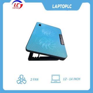 Đế Tản Nhiệt Laptop Giá Rẻ N99, 2 Quạt Tản Nhiệt Làm Mát Laptop thumbnail