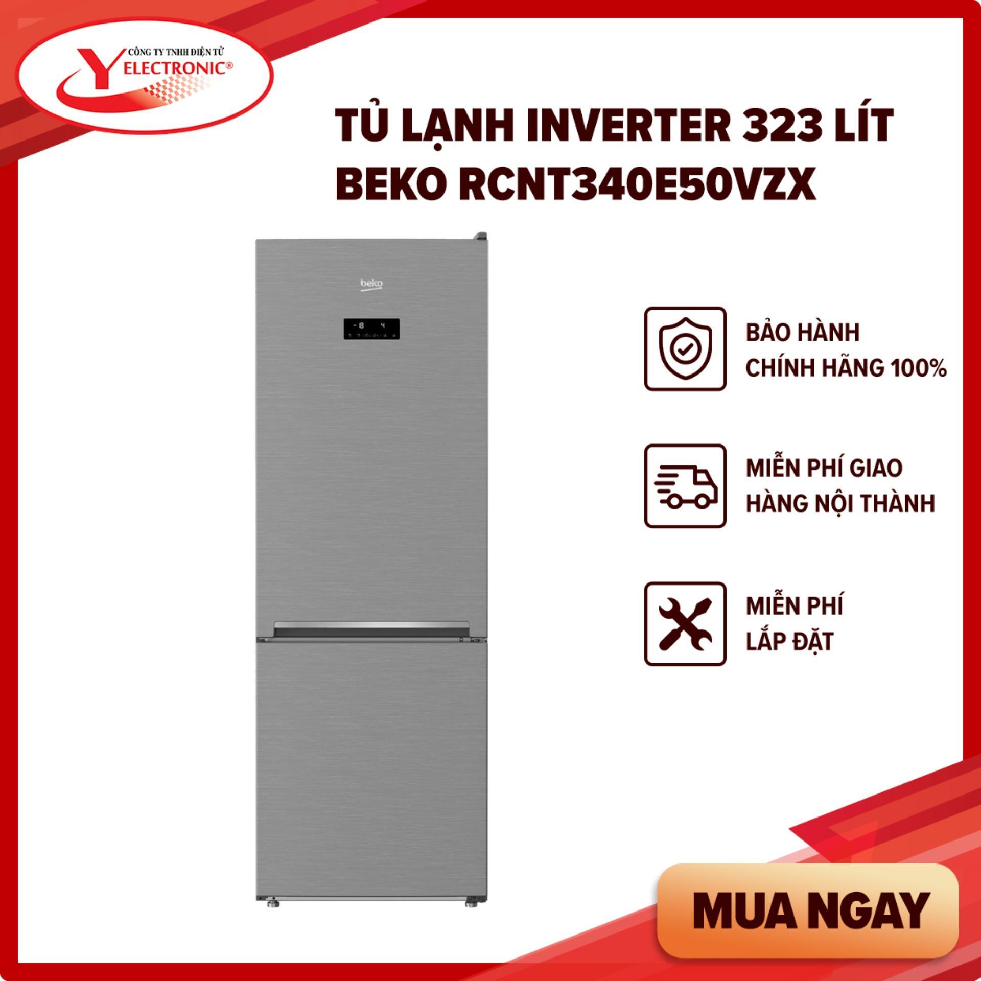 Bảng giá Tủ Lạnh Inverter 323 Lít Beko RCNT340E50VZX Điện máy Pico