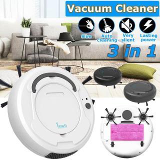Robot hút bụi lau nhà Bowai, Thiết kế tinh tế, sang trọng, gọn nhẹ, tiện ích giúp giảm tối đa thời gian dọn dẹp nhà cửa. Robot hút hầu hết các loại bụi bẩn có trên ghế Sofa, Gầm tủ, Gầm Giường, thumbnail