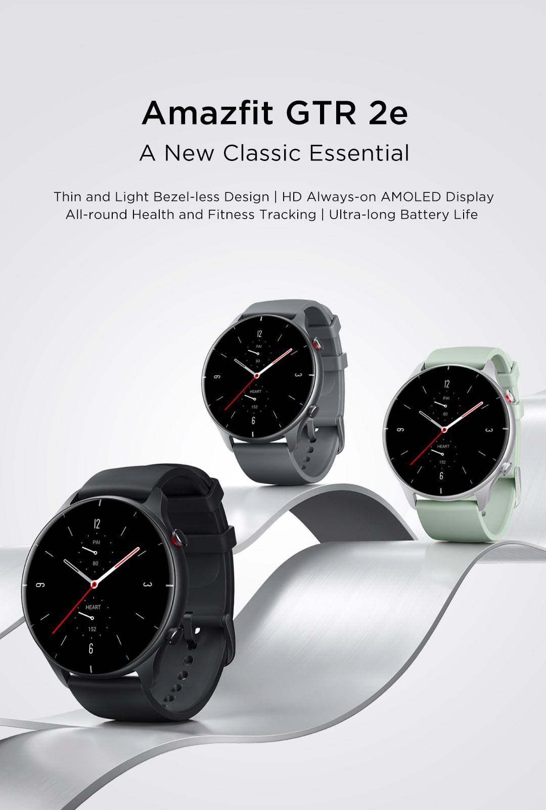 Đồng hồ thông minh Huami Amazfit GTR 2e Bản Quốc Tế