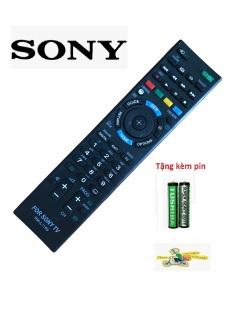 Điều khiển tivi Sony RM-L1165 smart internet- Tặng kèm pin chính hãng - Remote Sony RM-L1165 - Remote tivi Sony L1165 loại tốt thay thế đươc cho tất cả các dòng tivi Sony internet hiện nay thumbnail