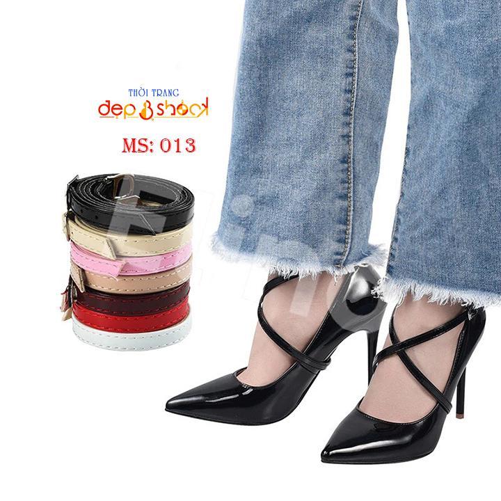 Dây giày chống trượt chân dành cho giày cao gót nữ
