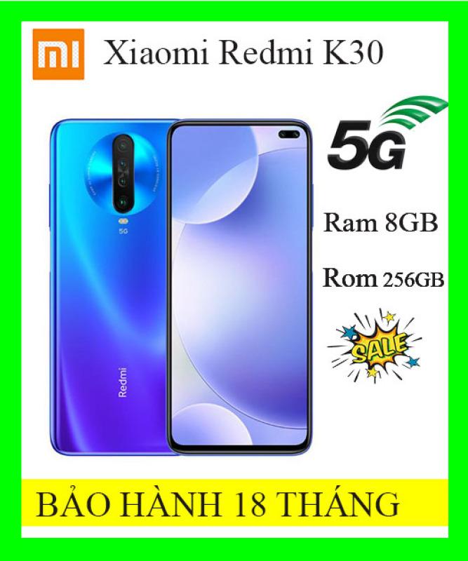 Điện thoại Xiaomi Redmi K30-Tiên Phong công Nghệ 5G
