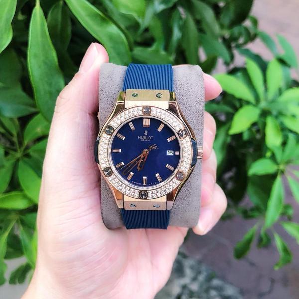 Nơi bán Đồng Hồ Nữ Hublot Diamond FS37