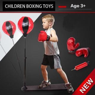 [GIẢM GIÁ SỐC] Bộ đồ tập đấm bốc boxing chuyên nghiệp cho trẻ em, Bộ đồ chơi đấm bốc BOXING cho bé, BỘ DỤNG CỤ ĐẤM BỐC CHO BÉ, Bộ Đồ Chơi Tập Boxing Cho Bé Bền Đẹp thumbnail