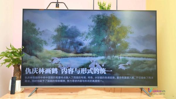 Bảng giá Smart Tivi Xiaomi Màn Hình Tràn Viền 55 inch PRO E55S