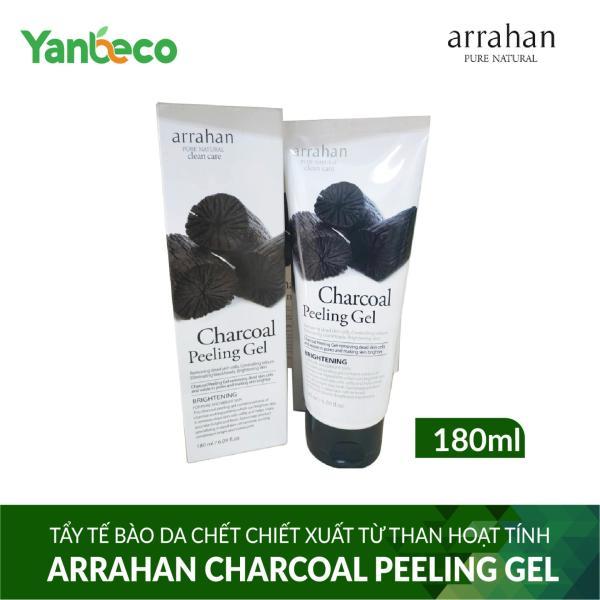 Tẩy tế bào da chết chiết xuất từ than hoạt tính ARRAHAN CHARCOAL PEELING GEL giá rẻ
