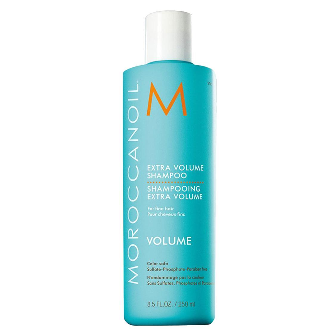 Dầu gội Moroccanoil Extra Volume Shampoo 250ml tăng độ phồng cho tóc dày, bồng bềnh hơn nhập khẩu