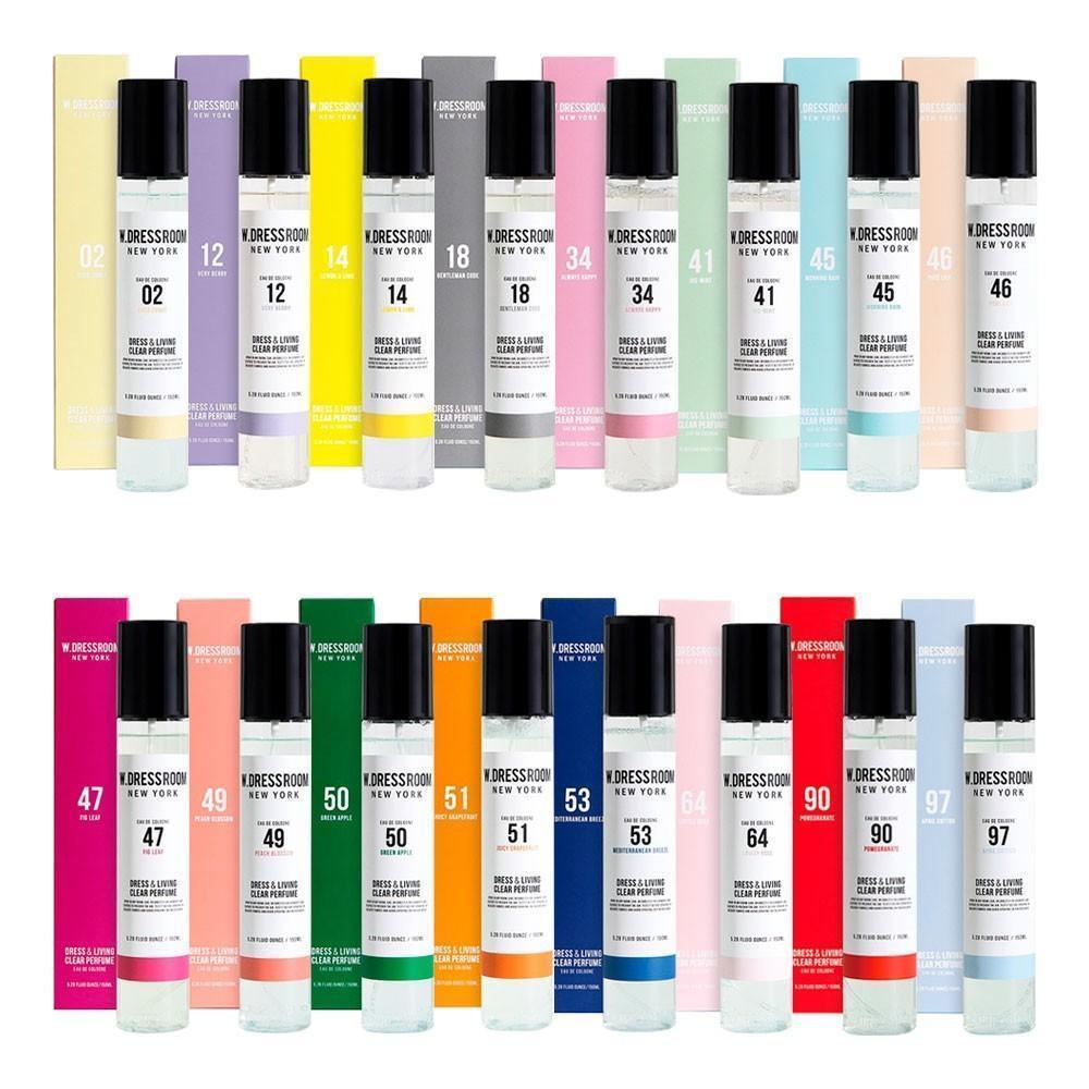 [Đủ mùi] Nước hoa BTS W Dressroom 70ml nhập khẩu