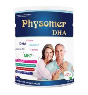 [hàng chính hãng ] sữa bột Physomer DHA 900g thumbnail