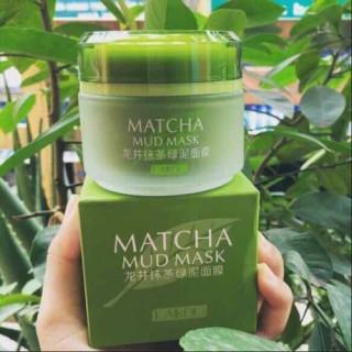 Mặt Nạ Bùn Trà Xanh Laikou Matcha Mud Mask 5 Tác Dụng 85g thumbnail