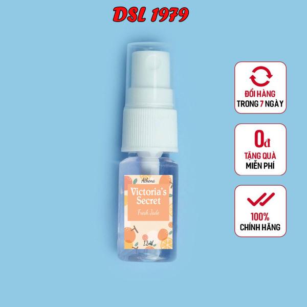 Xịt thơm hương nước hoa toàn thân Victoria Secret, Bath And Body Works 12ML - DSL 1979 cao cấp