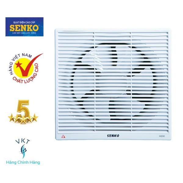Quạt Hút Thông Gió Senko H200 (35W) - Hàng Chính Hãng