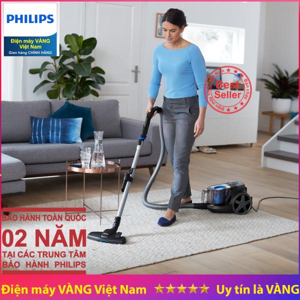 Máy hút bụi không túi Philips FC9350 - PowerPro Compact FC9350/01