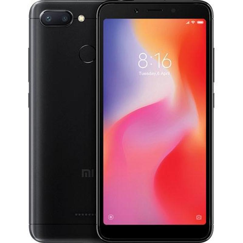 Xiaomi Redmi 6 32GB ram 3GB - Hàng nhập khẩu