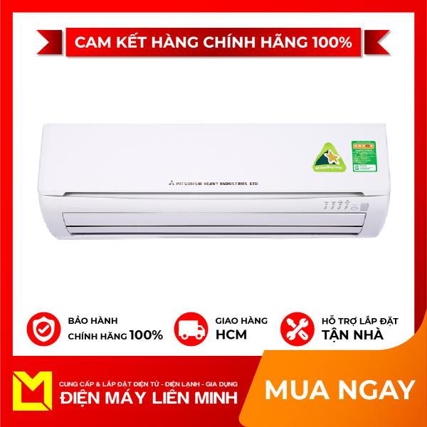 Máy lạnh Mitsubishi Heavy 1.0 HP SRK10CRS-S5 - Miễn phí vận chuyển HCM, giao hàng trong ngày