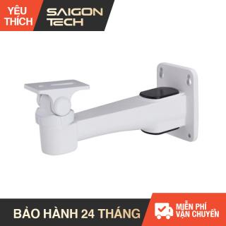 [NHÀ PHÂN PHỐI] Chân Đế Camera Ngoài Trời Chất Lượng Cao - Độ dài 20 cm - Sơn tĩnh điện cao cấp, xoay 180 chiều ngang 110 độ chiều dọc - Phù hợp tất cả các loại camera - Saigon Tech thumbnail