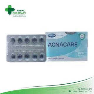 Acnacare - Ngăn Ngừa các vấn đề về da và trẻ hóa làn da thumbnail
