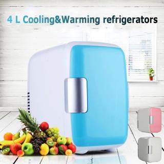 [HÀNG LOẠI tốt] Tủ lạnh mini hộ gia đình và xe hơi VegaVN - 4Lít-Tủ lạnh, tủ mát mini dùng cả trong nhà, trên oto, xe hơi (4 Lít, hai chiều nóng lạnh) Cao cấp Agiadep thumbnail