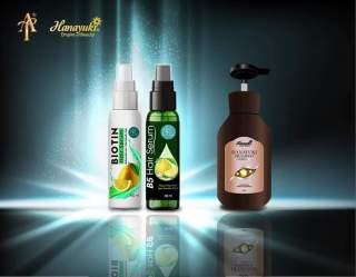 (Chính hãng Anthy-Date 2023-BỘ 3) 1 DẦU GỘI HANAYUKI VÀ 2 SERUM DƯỠNG TÓC ANTHY (Hair Serum Biotin và Hair Serum B5) thumbnail