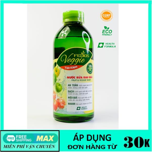 Fedios Veggie - Nước rửa rau củ quả - Chai 400ml giá rẻ