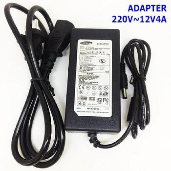 Giá Adapter 12V 4A DC5.5x2.1MM -Nguồn 12V4A