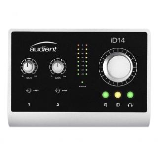 Sound card cao cấp thu âm phòng thu studio chuyên nghiệp Audient iD14 thumbnail
