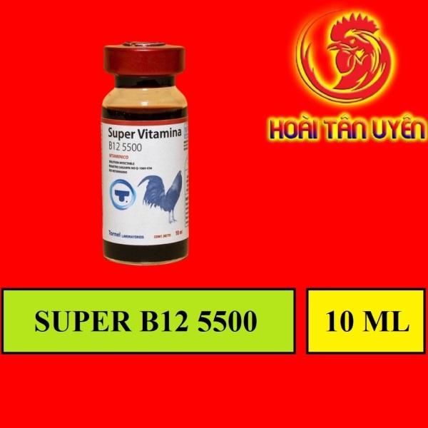 B12 5500 dinh dưỡng dành cho gà đá 10ml