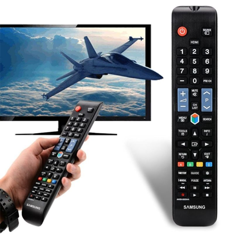 Bảng giá Remote TV Samsung LCD LED Plasma Smart TV. (Loại 1)