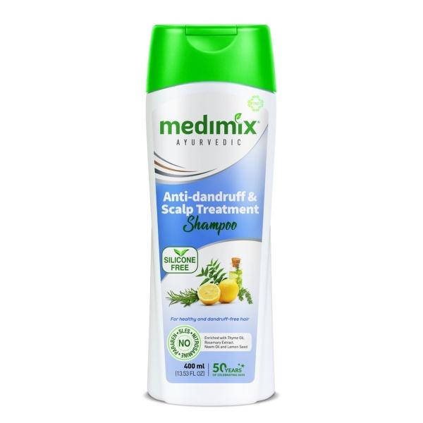 Dầu gội Medimix Sạch Gàu & Liệu Pháp Da Đầu 400ml cao cấp